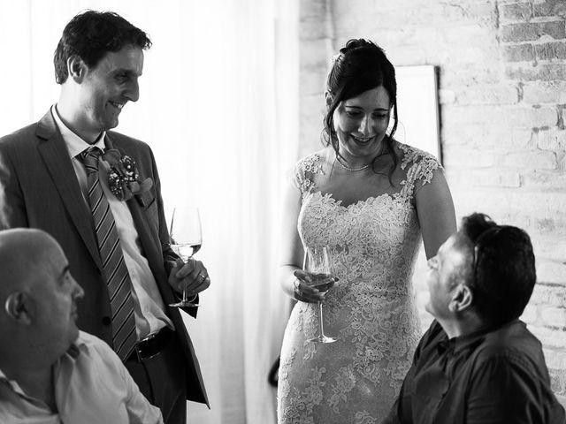 Il matrimonio di Denis e Maria a Quattro Castella, Reggio Emilia 41