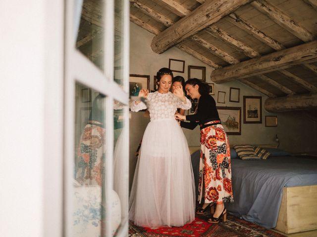 Il matrimonio di Fabio e Anna Clara a Lu, Alessandria 28