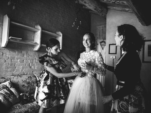 Il matrimonio di Fabio e Anna Clara a Lu, Alessandria 29