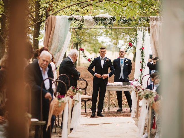 Il matrimonio di Fabio e Anna Clara a Lu, Alessandria 32