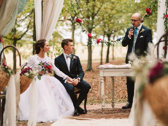 Il matrimonio di Fabio e Anna Clara a Lu, Alessandria 37