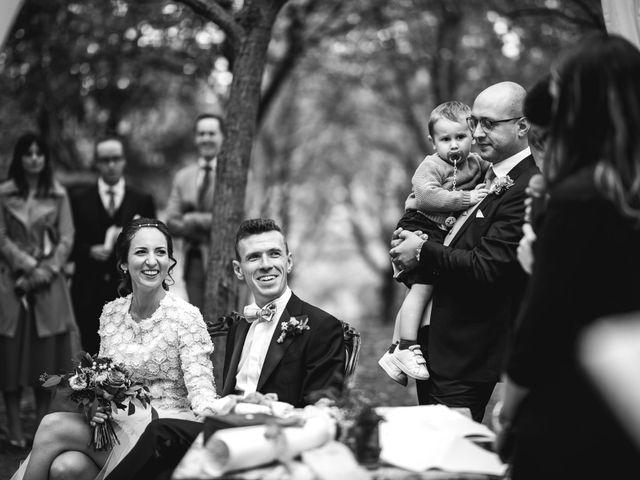 Il matrimonio di Fabio e Anna Clara a Lu, Alessandria 38
