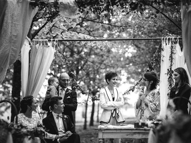Il matrimonio di Fabio e Anna Clara a Lu, Alessandria 39