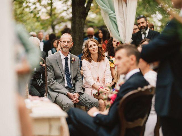 Il matrimonio di Fabio e Anna Clara a Lu, Alessandria 40