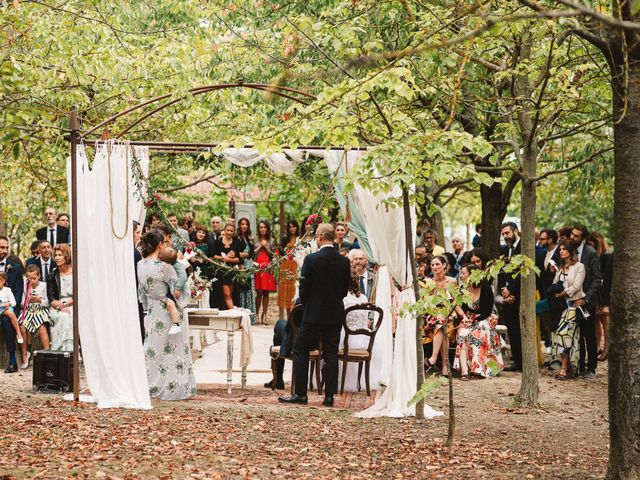 Il matrimonio di Fabio e Anna Clara a Lu, Alessandria 41