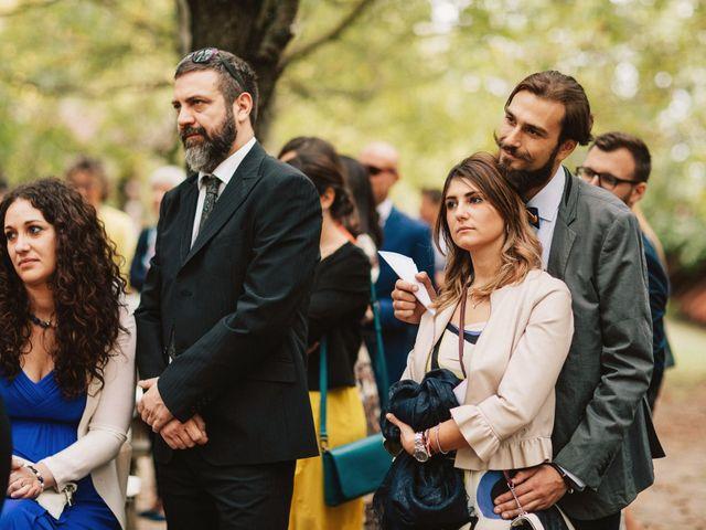 Il matrimonio di Fabio e Anna Clara a Lu, Alessandria 42