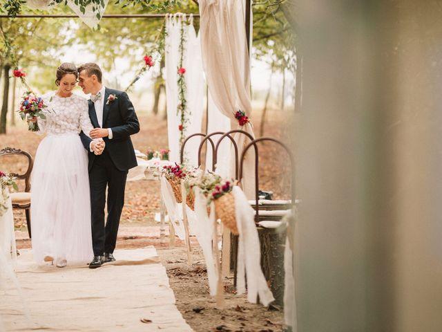 Il matrimonio di Fabio e Anna Clara a Lu, Alessandria 50