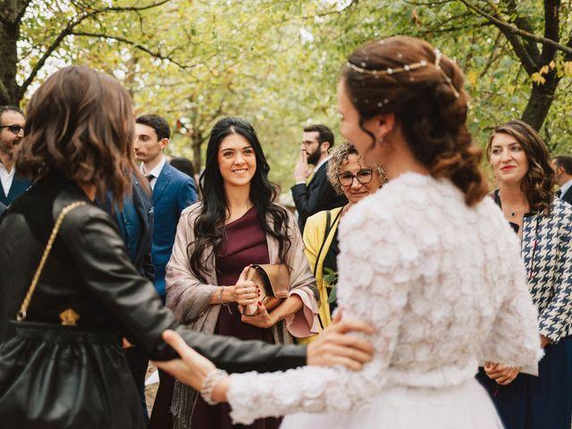 Il matrimonio di Fabio e Anna Clara a Lu, Alessandria 57
