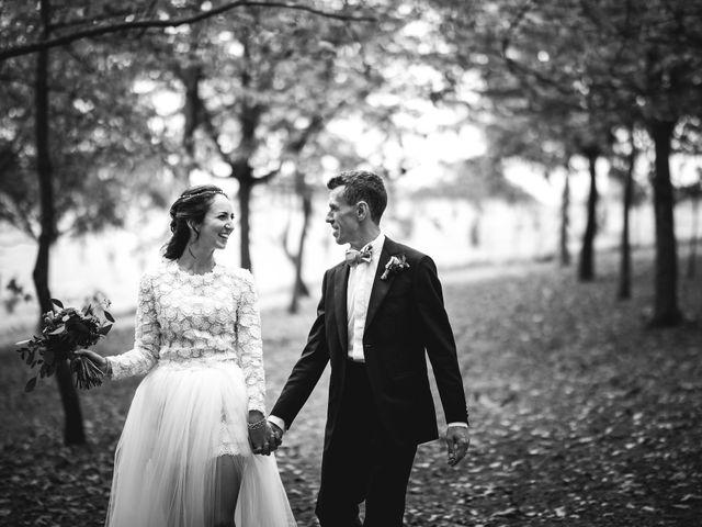 Le nozze di Anna Clara e Fabio