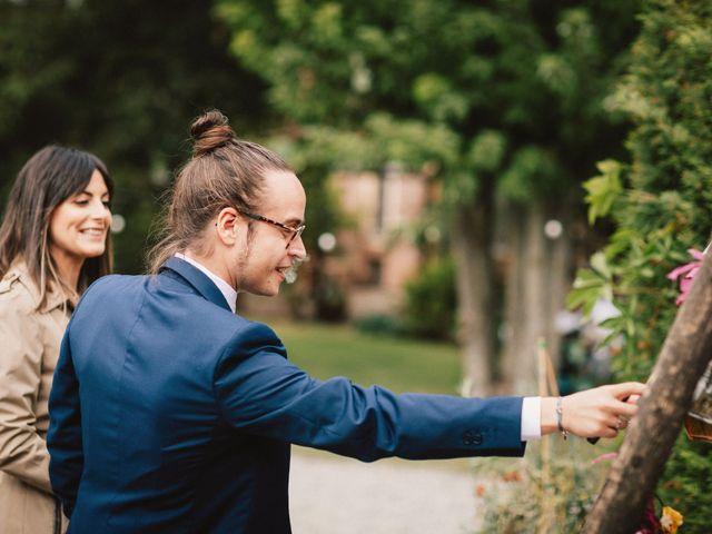 Il matrimonio di Fabio e Anna Clara a Lu, Alessandria 63