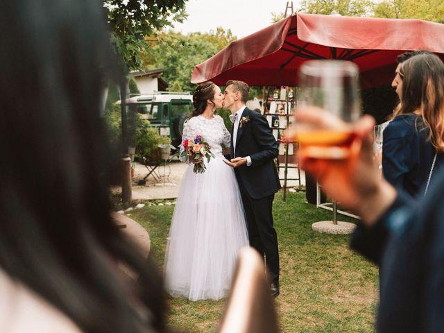 Il matrimonio di Fabio e Anna Clara a Lu, Alessandria 65