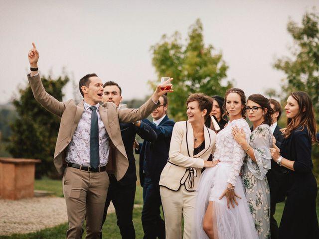 Il matrimonio di Fabio e Anna Clara a Lu, Alessandria 70