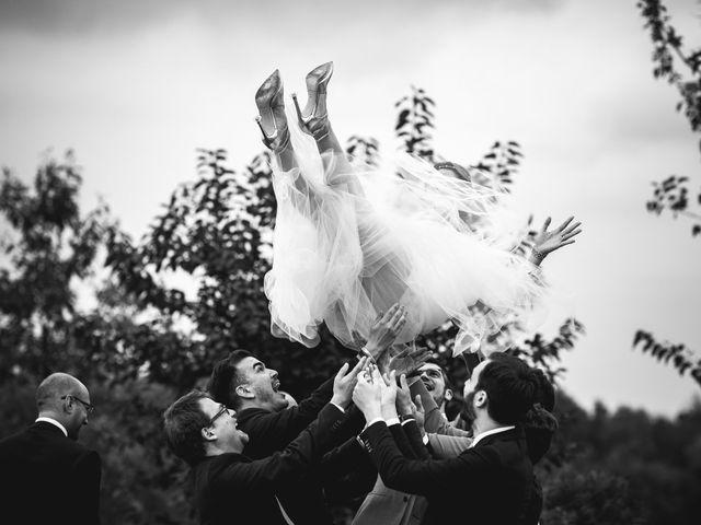 Il matrimonio di Fabio e Anna Clara a Lu, Alessandria 71