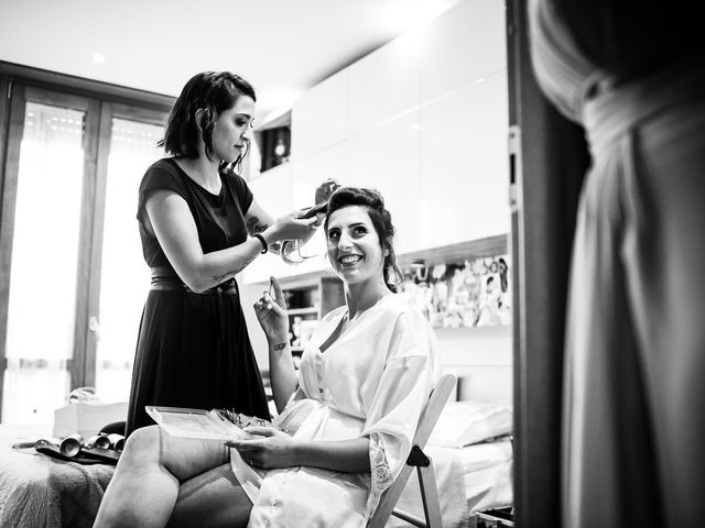 Il matrimonio di Daniele e Federica a Gaggiano, Milano 7
