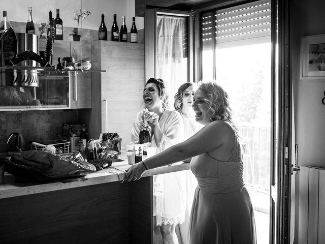 Il matrimonio di Daniele e Federica a Gaggiano, Milano 9