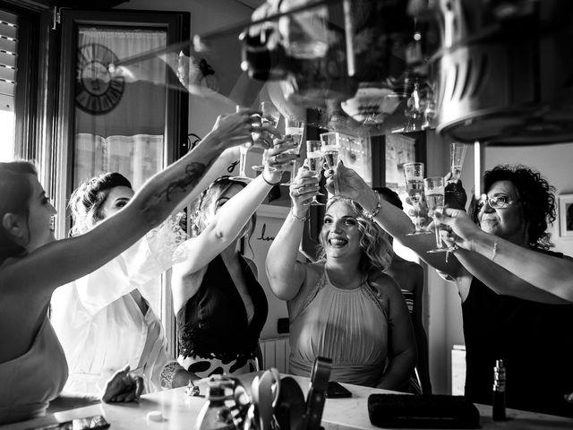 Il matrimonio di Daniele e Federica a Gaggiano, Milano 10