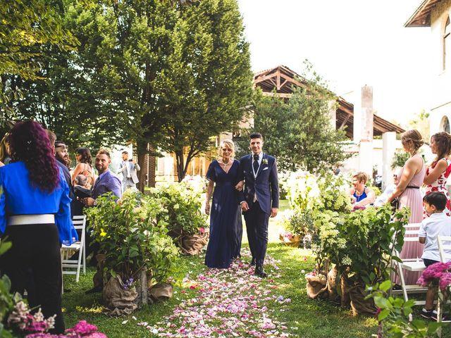 Il matrimonio di Daniele e Federica a Gaggiano, Milano 15