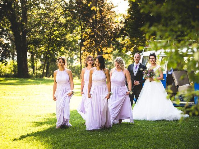 Il matrimonio di Daniele e Federica a Gaggiano, Milano 18