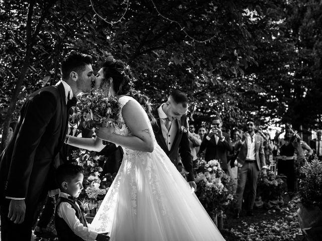 Il matrimonio di Daniele e Federica a Gaggiano, Milano 21