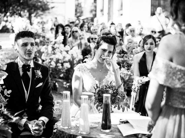 Il matrimonio di Daniele e Federica a Gaggiano, Milano 24