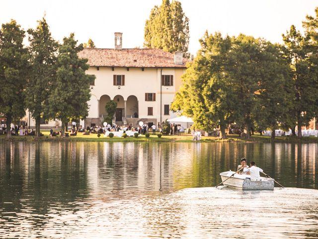 Il matrimonio di Daniele e Federica a Gaggiano, Milano 36