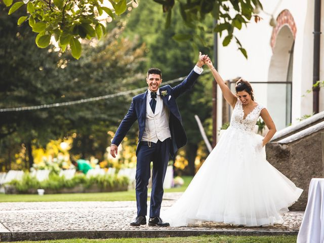 Il matrimonio di Daniele e Federica a Gaggiano, Milano 37
