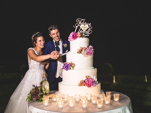 Il matrimonio di Daniele e Federica a Gaggiano, Milano 49
