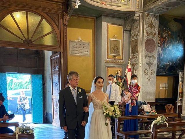 Il matrimonio di Riccardo Mauri e Giulia Sajni a Santa Margherita Ligure, Genova 4