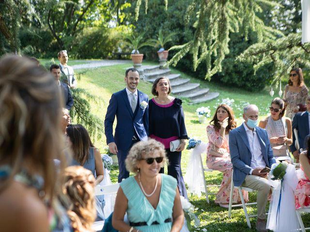 Il matrimonio di Stefano e Carlotta a Erba, Como 29