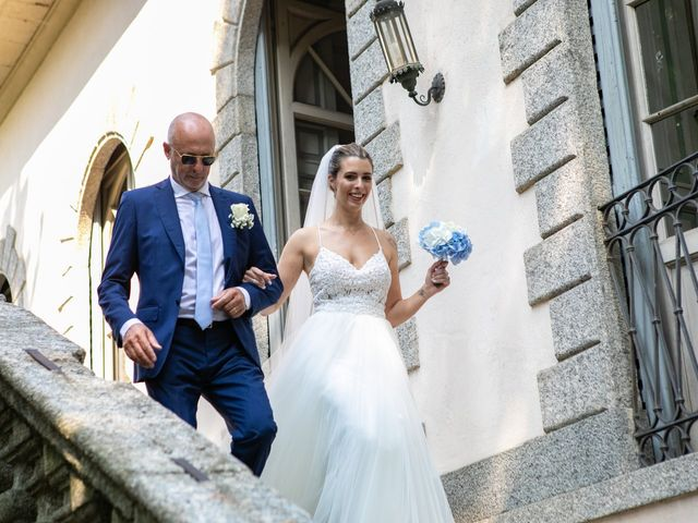 Il matrimonio di Stefano e Carlotta a Erba, Como 31