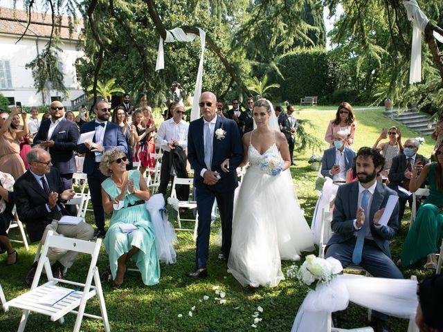 Il matrimonio di Stefano e Carlotta a Erba, Como 33