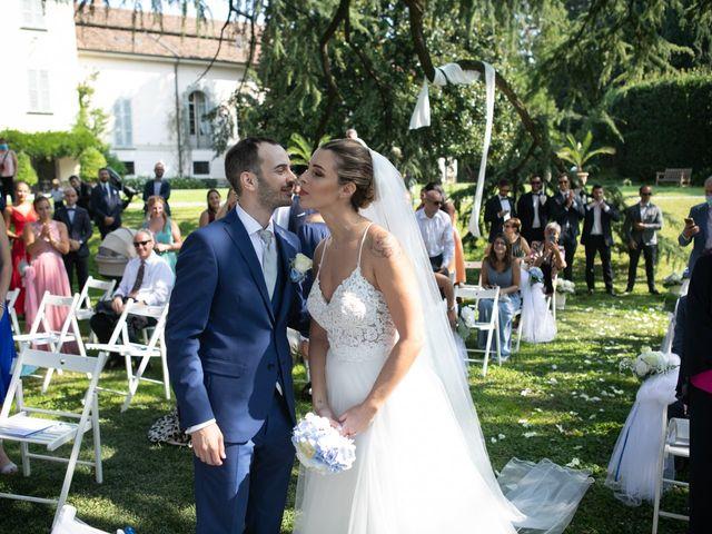 Il matrimonio di Stefano e Carlotta a Erba, Como 34
