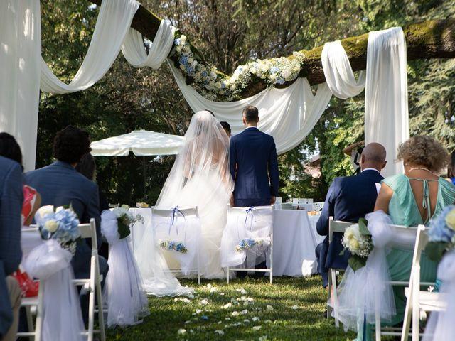 Il matrimonio di Stefano e Carlotta a Erba, Como 35