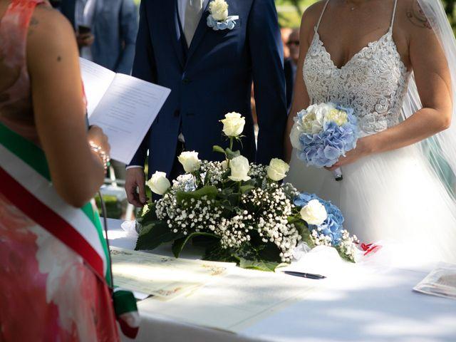 Il matrimonio di Stefano e Carlotta a Erba, Como 41