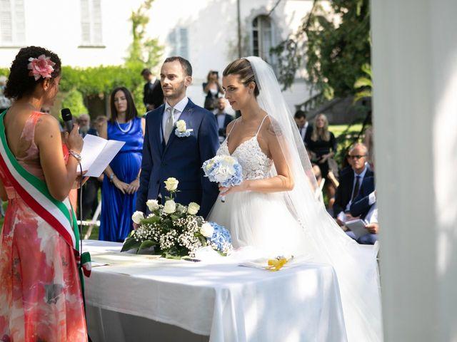 Il matrimonio di Stefano e Carlotta a Erba, Como 42