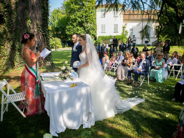 Il matrimonio di Stefano e Carlotta a Erba, Como 43
