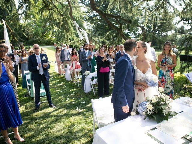 Il matrimonio di Stefano e Carlotta a Erba, Como 44