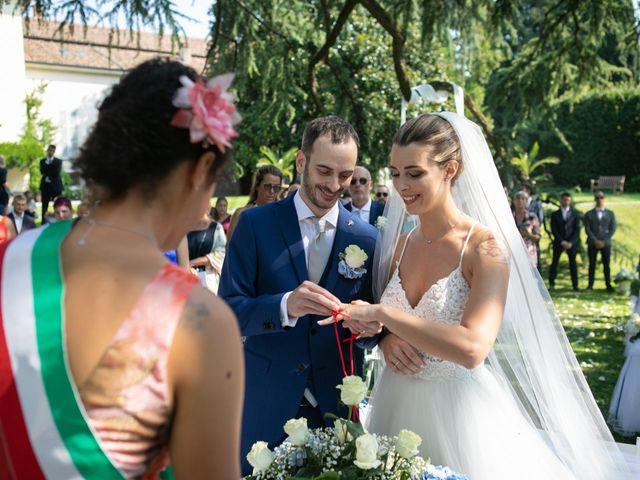 Il matrimonio di Stefano e Carlotta a Erba, Como 45