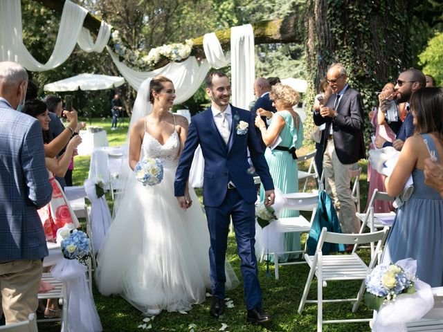 Il matrimonio di Stefano e Carlotta a Erba, Como 46