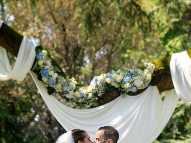 Il matrimonio di Stefano e Carlotta a Erba, Como 50