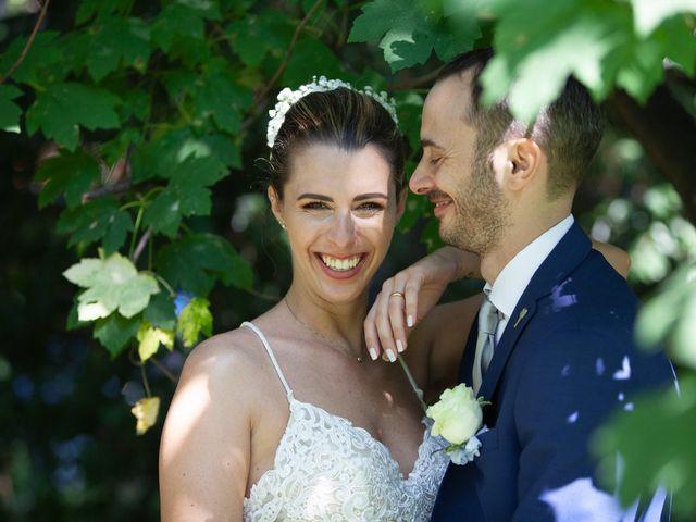 Il matrimonio di Stefano e Carlotta a Erba, Como 54