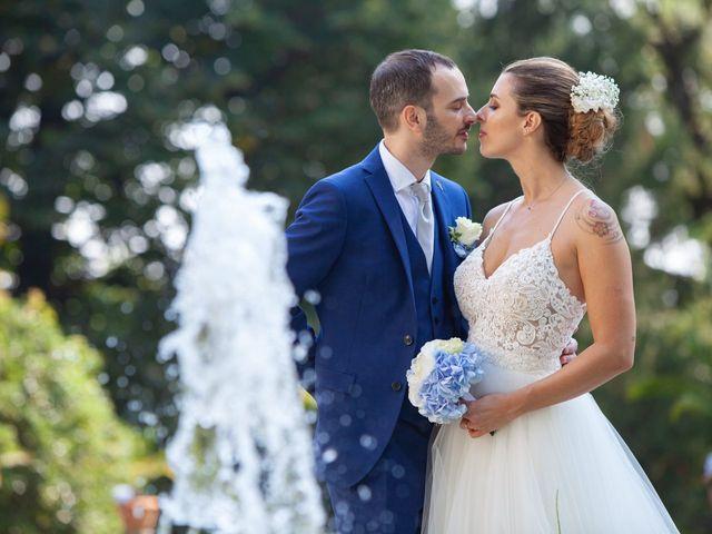 Il matrimonio di Stefano e Carlotta a Erba, Como 56