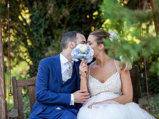Il matrimonio di Stefano e Carlotta a Erba, Como 63