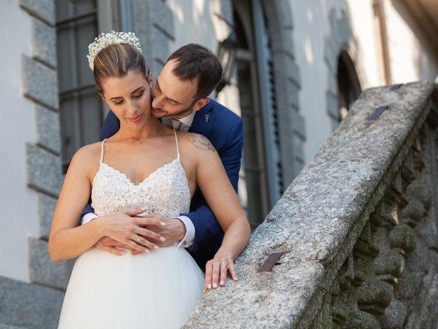 Il matrimonio di Stefano e Carlotta a Erba, Como 65