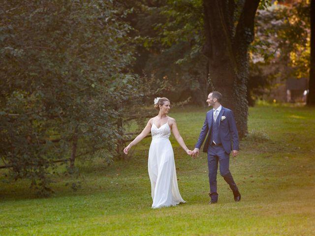Il matrimonio di Stefano e Carlotta a Erba, Como 68