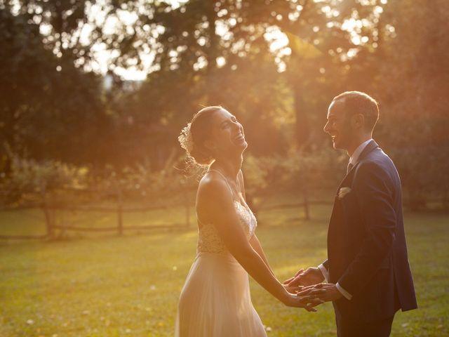 Il matrimonio di Stefano e Carlotta a Erba, Como 70