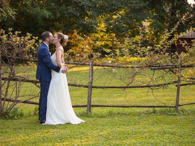 Il matrimonio di Stefano e Carlotta a Erba, Como 73