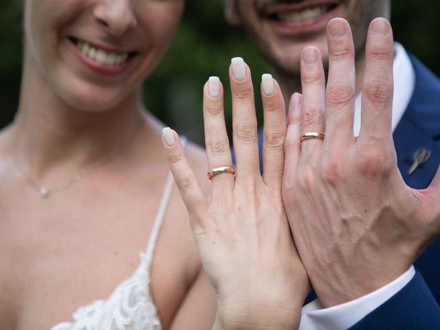 Il matrimonio di Stefano e Carlotta a Erba, Como 77