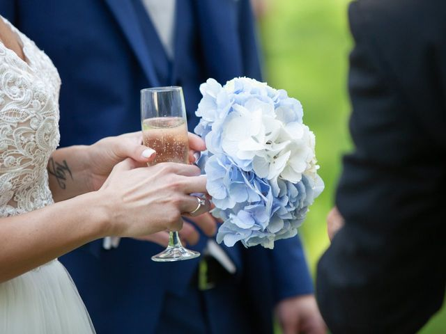 Il matrimonio di Stefano e Carlotta a Erba, Como 79