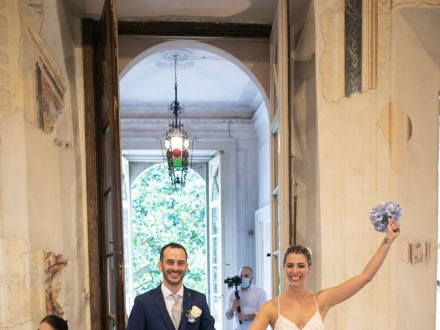 Il matrimonio di Stefano e Carlotta a Erba, Como 83